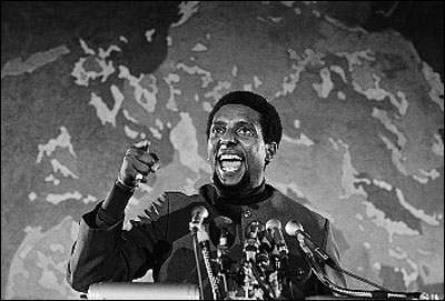 stokely carmichael from black power to pan africanism