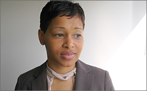 Brandi Williams graduated from West <b>Charlotte High</b> School in 1994. - williams1