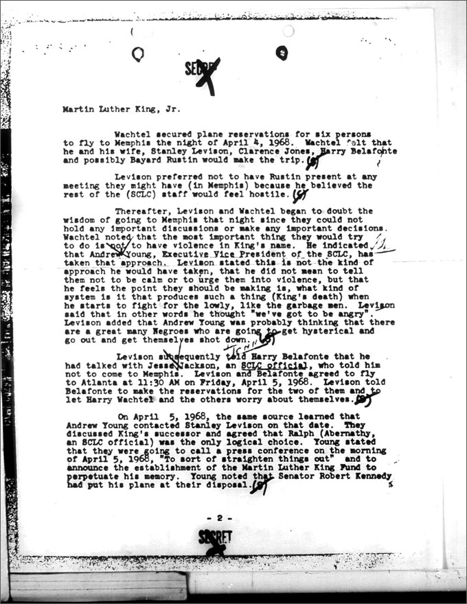 martin luther king sat essay example