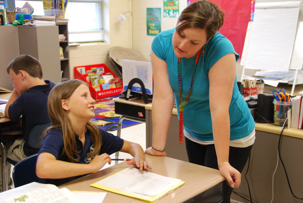 teaching teens Teachers