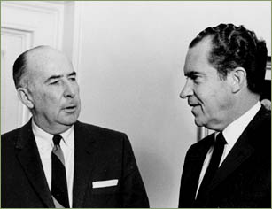 Nixon and Mitchell discuss Mulligan as potential nominee | The ...